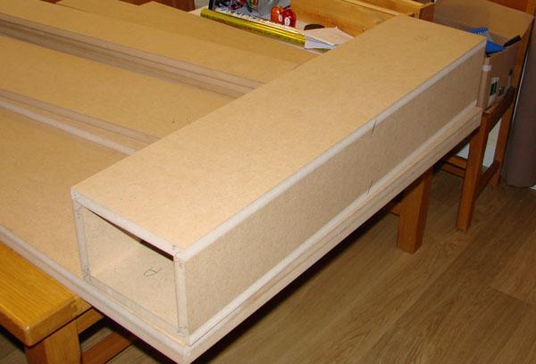 fabriquer son meuble tv en bois meuble t l